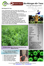Bio-Active Nitrogen 40+tm