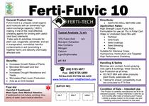 Ferti-Fulvic 10