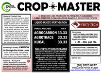 CropMaster