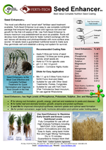 FTA Ferti Seed Enhancer