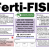 DRUM LABEL FERTI FISH 212